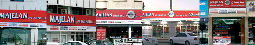 Majelan Auto Spare Parts ::